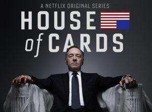 Producao de Conteudo - House of Cards